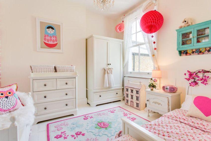Muebles para habitaciones infantiles para dos fotos