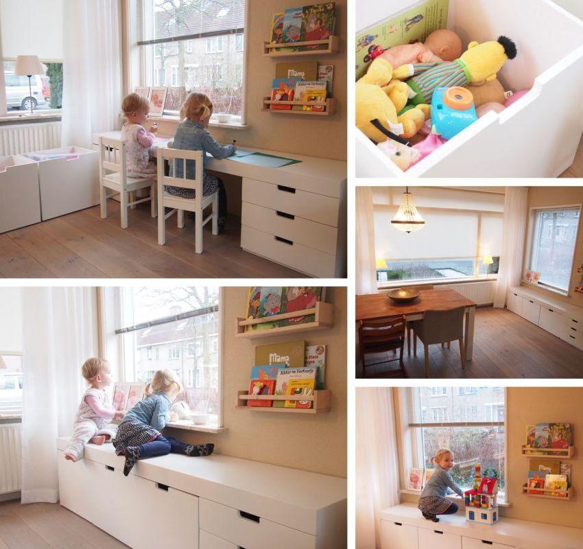 Мебель-конструктор в детской комнате