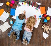 Двум детям должно быть комфортно проживать в одной комнате
