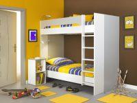 Двухъярусная детская кровать с ортопедическими матрацами