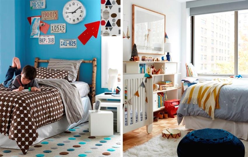 Декоративные элементы способны украсить комнату