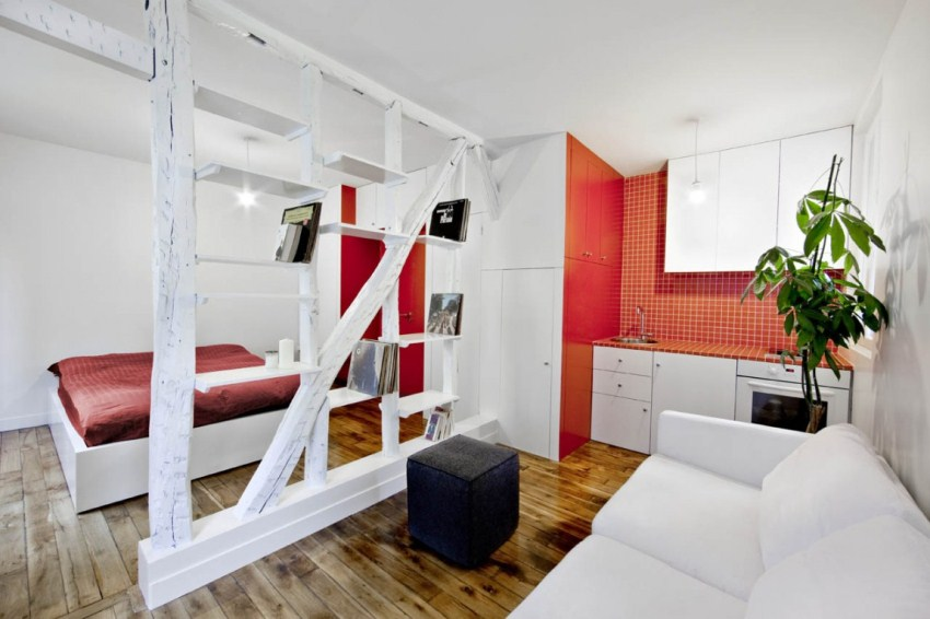 Для расширения пространства в малогабаритных квартирах обычно используют перепланировку