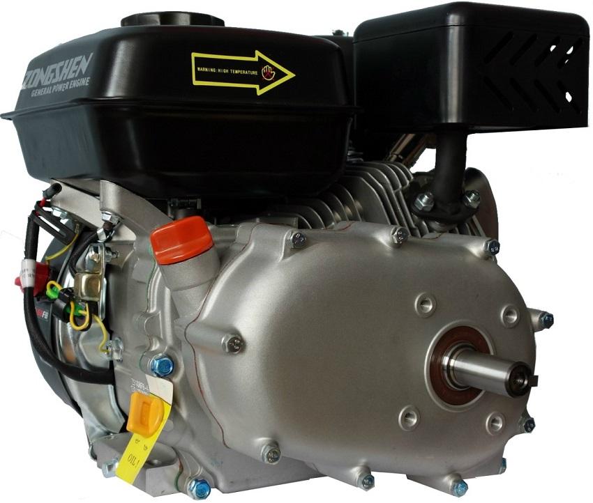 Четырехтактный бензиновый двигатель для мотоблока