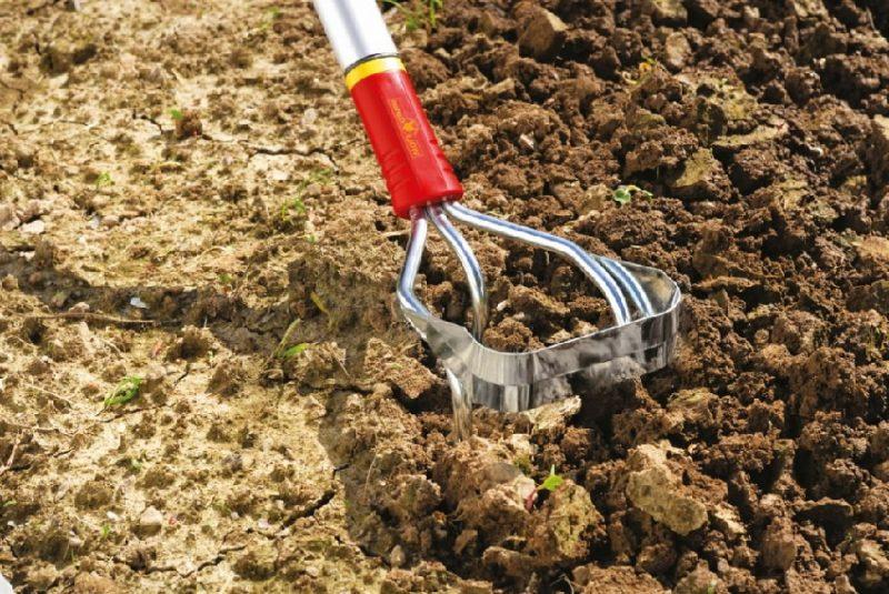 Рыхлители почвы ручные своими руками
