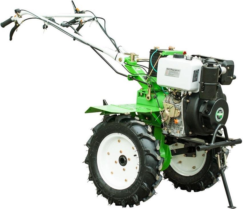 Мотоблок для средних фермерских угодий
