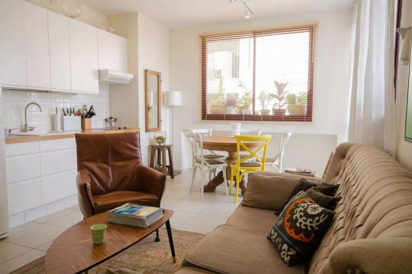 Игривые элементы разнообразят интерьер квартиры