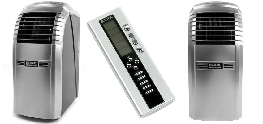 Модель кондиционера Bork Y501 отличается несколькими режимами работы