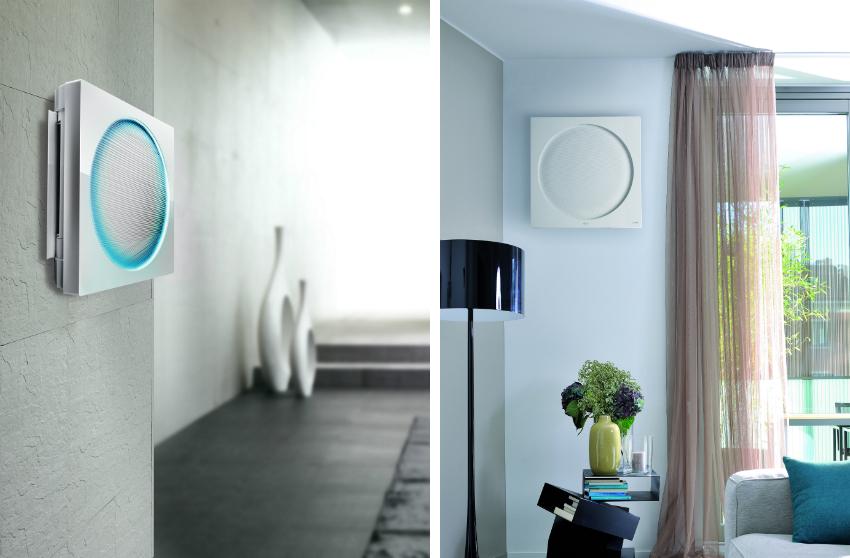 В отличие от сплит систем, мобильный кондиционер без воздуховода требует постоянного контроля количества воды в приборе