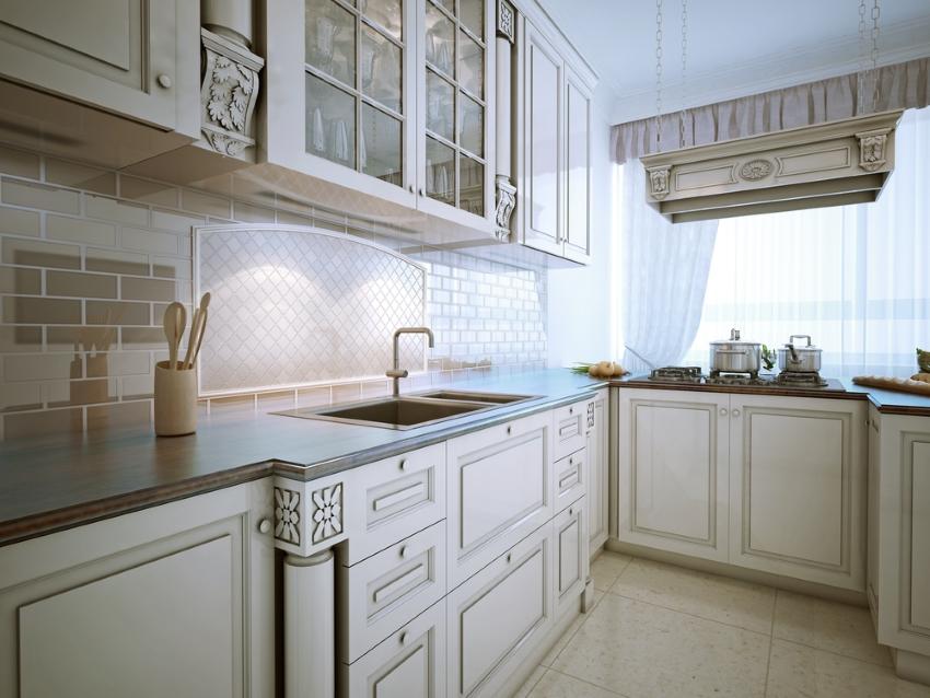 Стильные МДФ панели для кухни