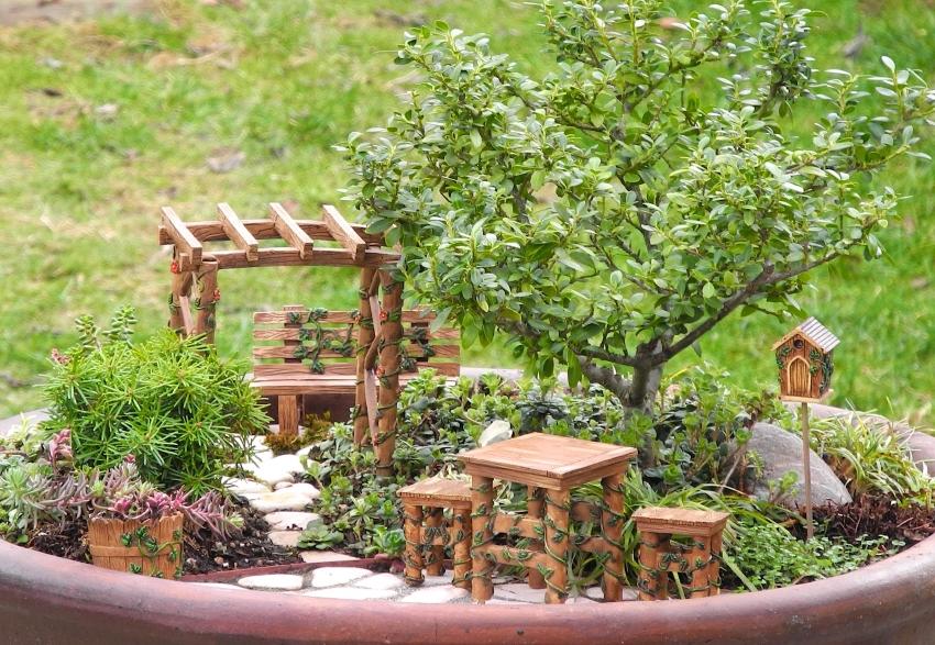 Стильные деревянные поделки