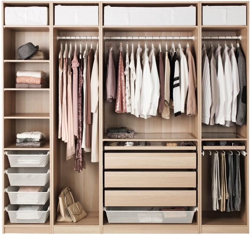 Система хранения вещей Пакс производителя Ikea