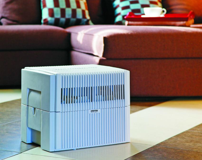 Прибор Venta LW 45 лучше использовать для больших помещений