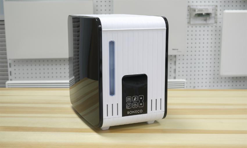 Паровая модель Boneco AIR-o-Swiss S 450 пользуется большой популярностью среди покупателей