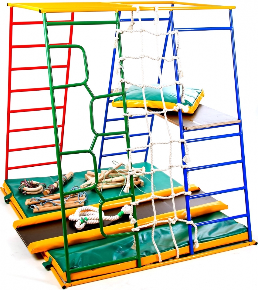 Очень удобными и интересными для детей являются ДКС, которые имеют большое количество различных дополнительных аксессуаров
