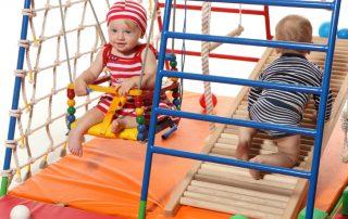 Детский спортивный комплекс в квартиру: интересный досуг и физическое развитие