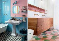 Стиль интерьера ванной комнаты должен сочатся с дизайном всего дома или квартиры