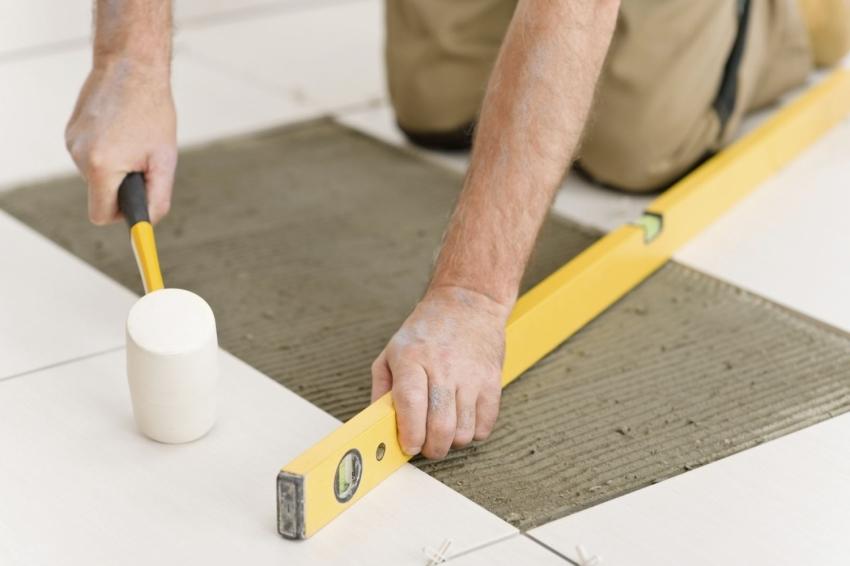 Использование качественного клеевого состава для плитки - залог долговечности покрытия