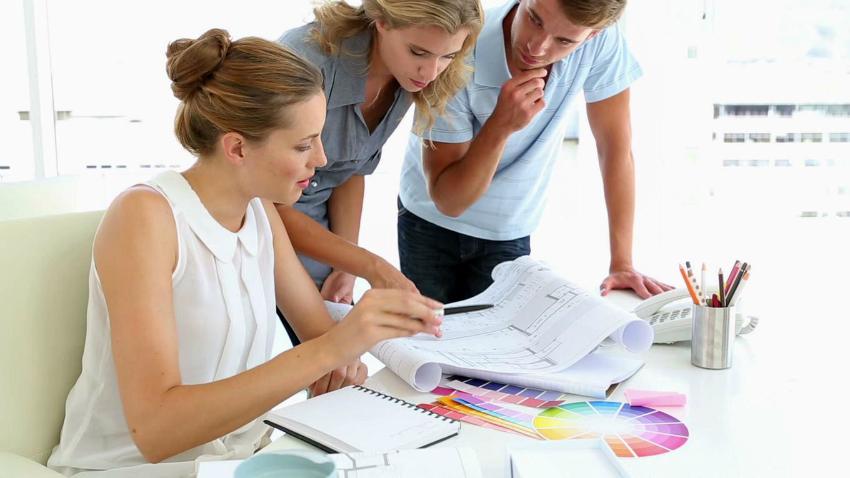 Одним из преимуществ ремонта под ключ являются услуги дизайнера, который поможет определиться с интерьером кухни, а также визуализировать результат еще до начала ремонта