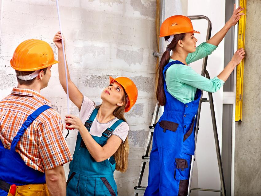 При выборе ремонта под ключ, бригада специалистов несет ответственность за результаты проделанной работы