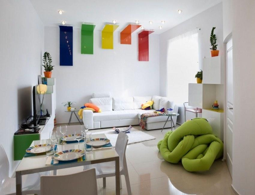 Идеи для оформления квартиры фото