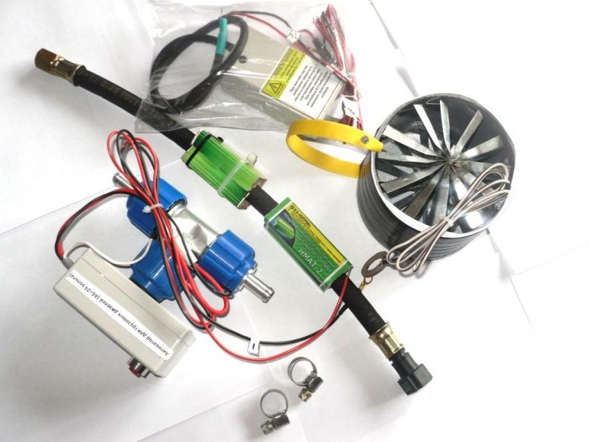 Для сборки ионизатора воздуха своими руками можно использовать подручные детали или приобрести их в специализированном магазине