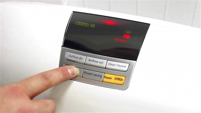 По отзывам пользователей, ионизатор воздуха Panasonic F-VXD50R-W очень удобен в использовании благодаря нескольким режимам работы