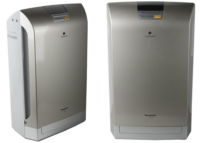 Модель ионизатора воздуха Panasonic F-VXD50R-W имеет высокую стоимость, поскольку для его работы применяются нанотехнологии