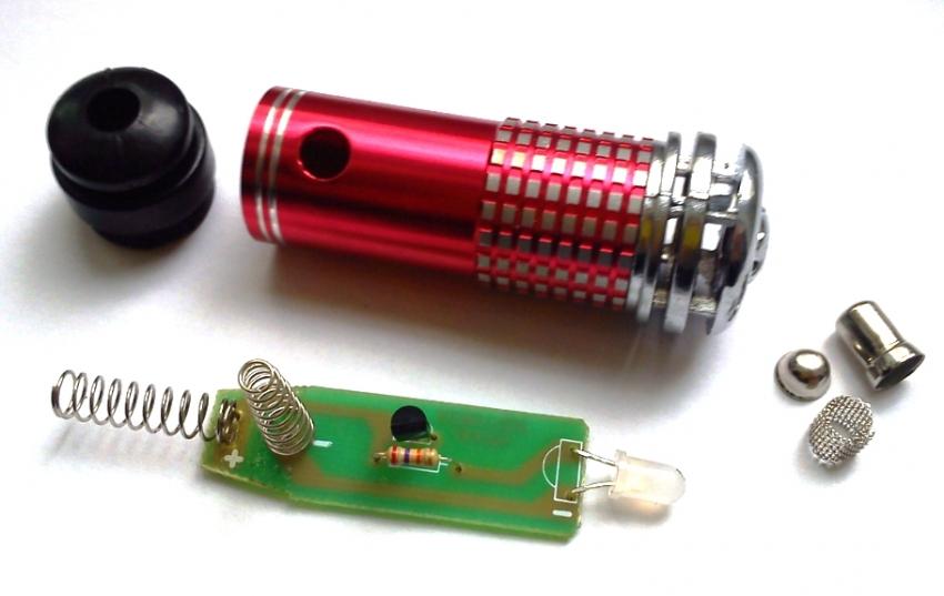 Ионизатор воздуха для автомобиля можно собрать самостоятельно, используя видео уроки из интернета