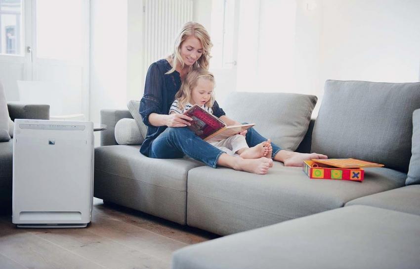 Если в доме проживают дети - перед покупкой ионизатора лучше проконсультироваться с врачом