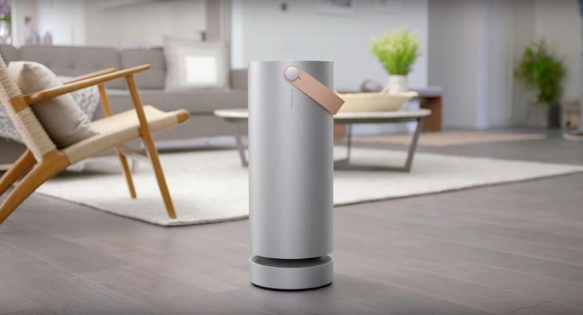 Ионизатор воздуха поможет избавиться от негативного влияния пыли, копоти, дыма, пыльцы растений, бактерий, аллергенов и твёрдых частиц воздуха