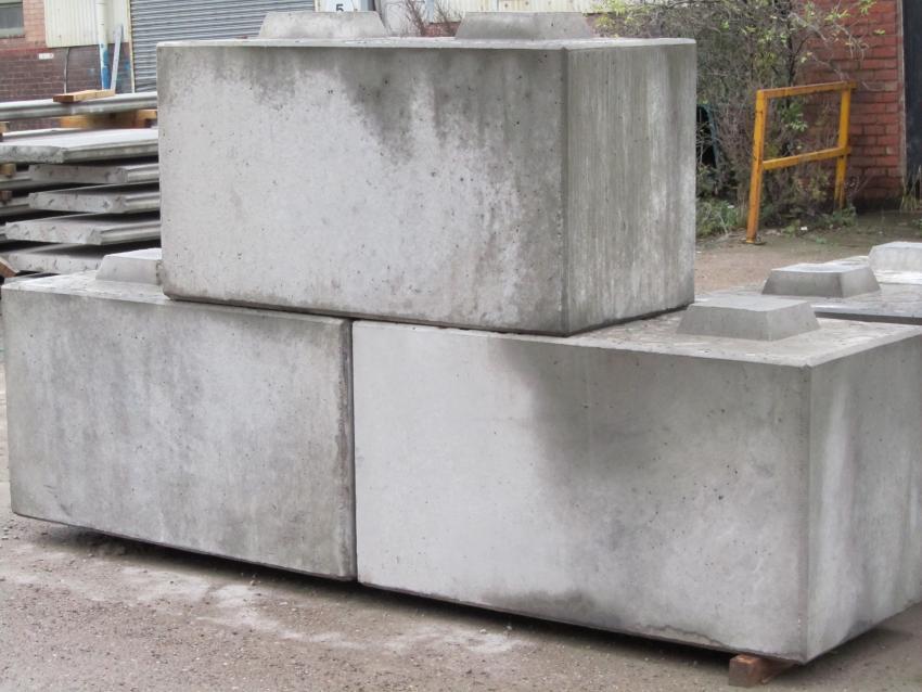Самый востребованый размер пенобетонного блока - 600х300х200 мм