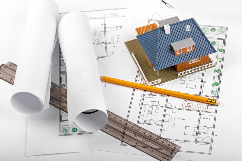 Строительство жилья предполагает создание проекта по чертежам