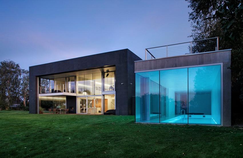 Из окон такого дома открывается прекрасный вид на окрестности