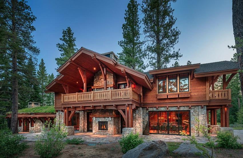 Комфорт проживания в доме во многом зависит от его планировки и расположения на участке