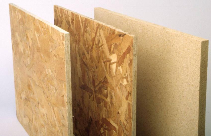ДСП делают из прессованной древесной стружки с добавлением связующего вещества - термореактивной синтетической смолы