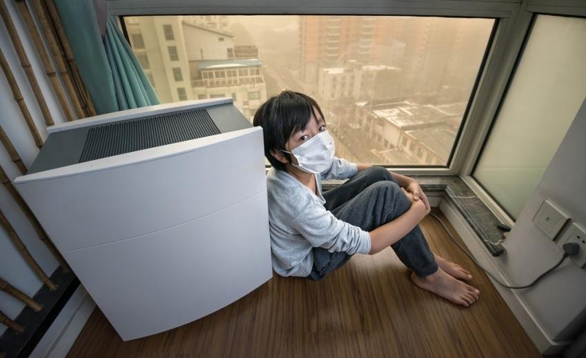 Использование очистителей воздуха необходимо в городах-мегаполисах и индустриальных центрах