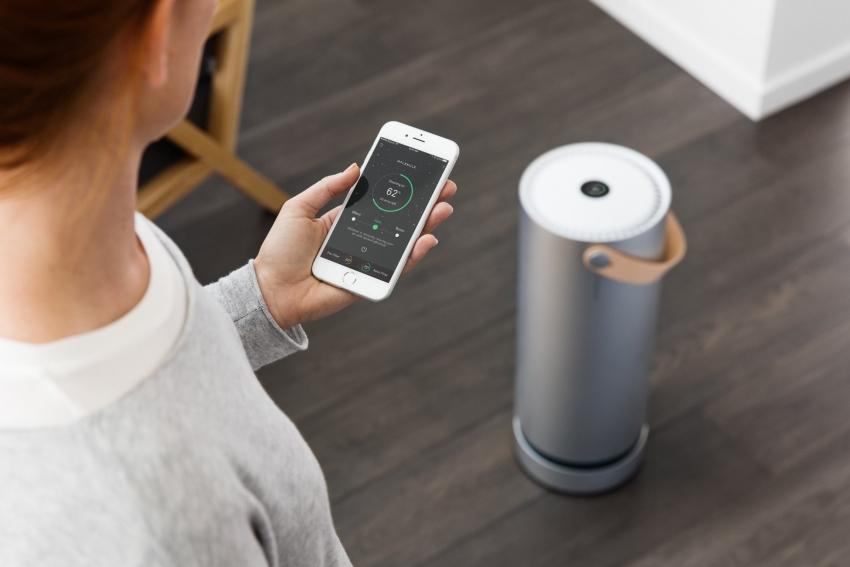 Многие пользователи выбирают смарт-модели очистителей воздуха с расширенным функционалом