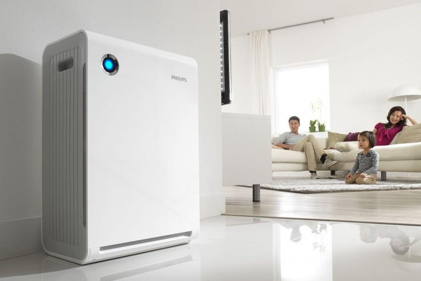 При выборе очистителя воздуха необходимо учитывать размер помещения, где он будет использоваться