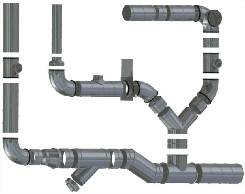 Воздуховоды из пластика - это качественный и надёжный товар с длительным эксплуатационным сроком