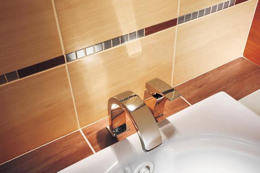 Керамический бордюр обеспечивает надежную и высококачественную защиту, препятствующую протеканию воды через стыки