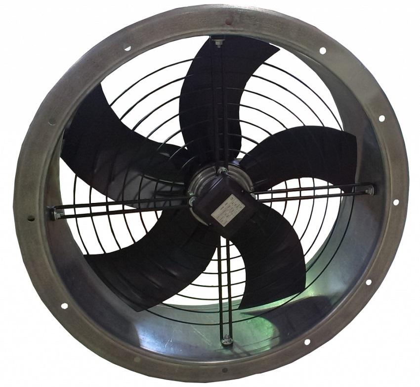 На бесшумность вентилятора также влияет его конструкция