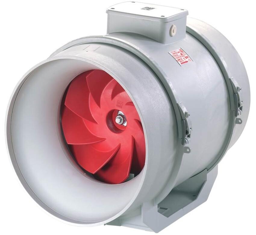 Мощный вентилятор для кухонной вытяжки