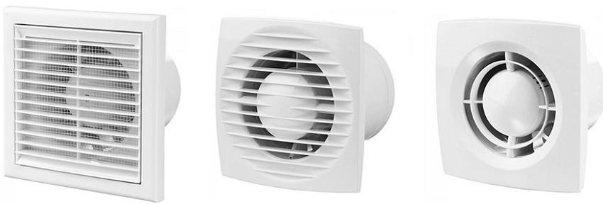 Оконные вентиляторы для вытяжки