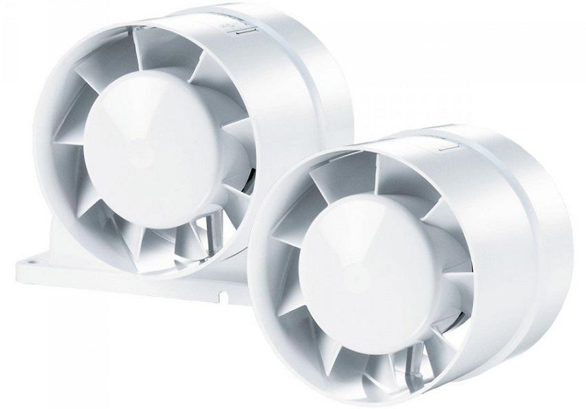 Осевые вентиляторы для вытяжки