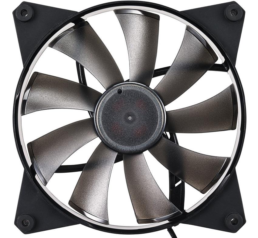 Круглый вентилятор для вытяжки