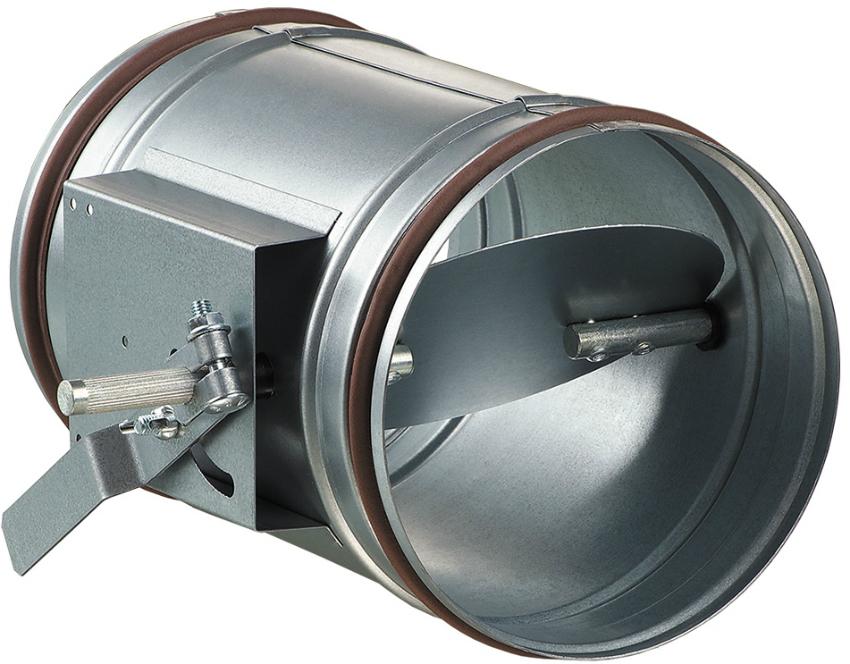Дроссель-клапан Вентс КР 315 для вентиляции