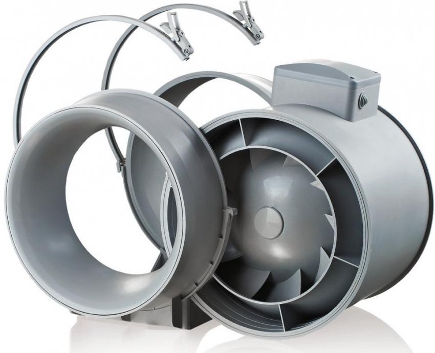 Канальные вентиляторы Вентс отличаются устойчивостью к неблагоприятным условиям и высокой производительностью