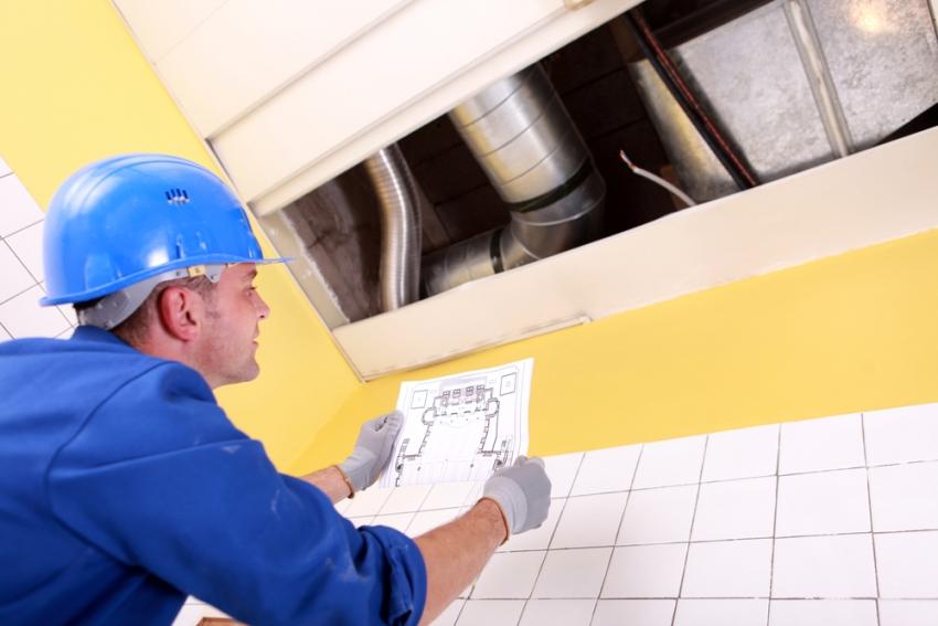 Для эффективной работы вентилятора, перед покупкой необходимо обратить должное внимание на размещение вентиляционной системы