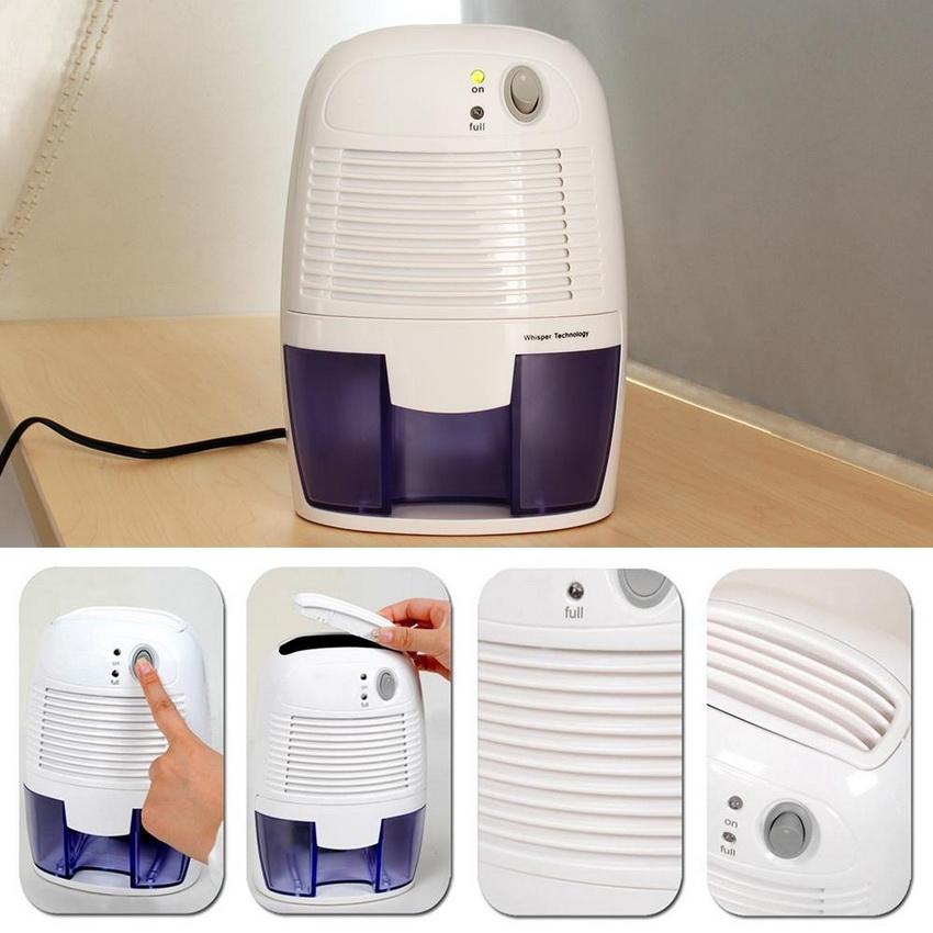 Баланс влажности воздуха в квартире можно корректировать при помощи специальных приборов