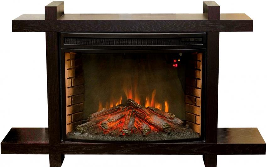 Электрокамины с имитацией живого огня от фирмы RealFlame оснащены парогенератором, поэтому его можно использовать как увлажнитель воздуха